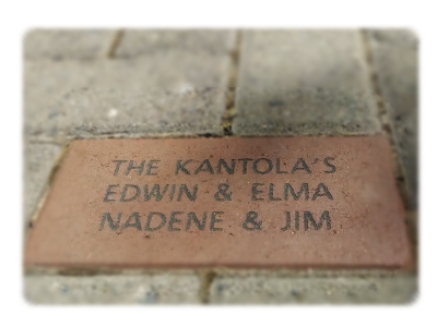 image of personalized brick